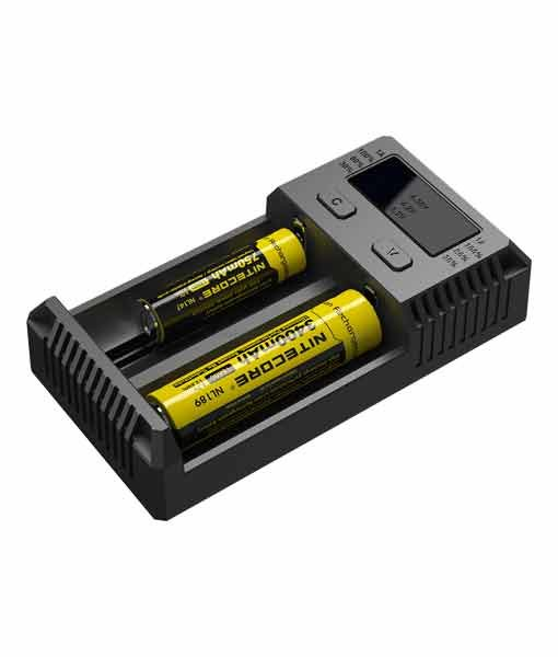 Nitecore i2 V2 Battery Charger
