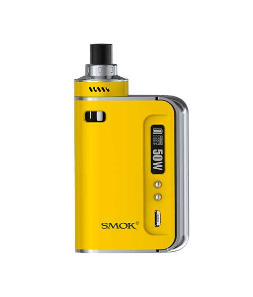 SMOK OSUB One 50W Kit - built in Sub Ohm Tank in Yellow.