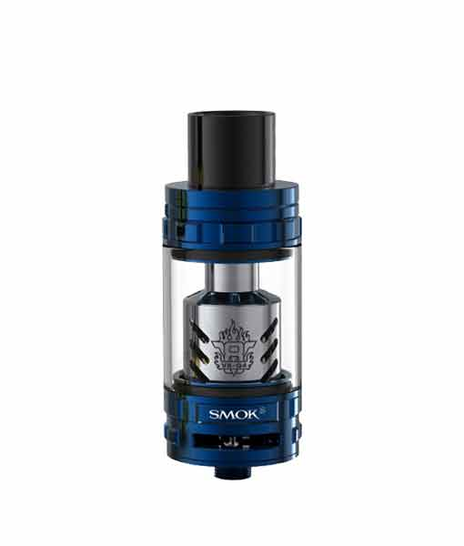 SMOK TFV8 Sub-Ohm Tank Full Kit in blue