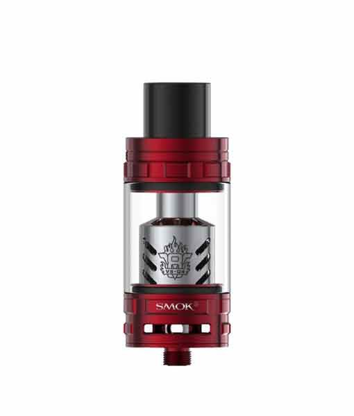 SMOK TFV8 Sub-Ohm Tank Full Kit in red