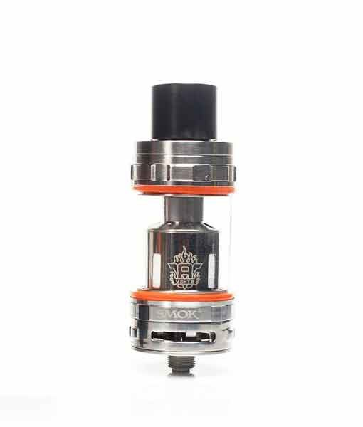 SMOK TFV8 Sub-Ohm Tank Full Kit in stainless steel
