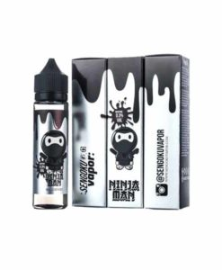 Sengoku Vapor Ninja Man E-liquid 60ml