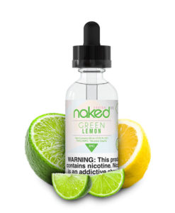 Naked 100 Green Lemon 60ml E-Liquid