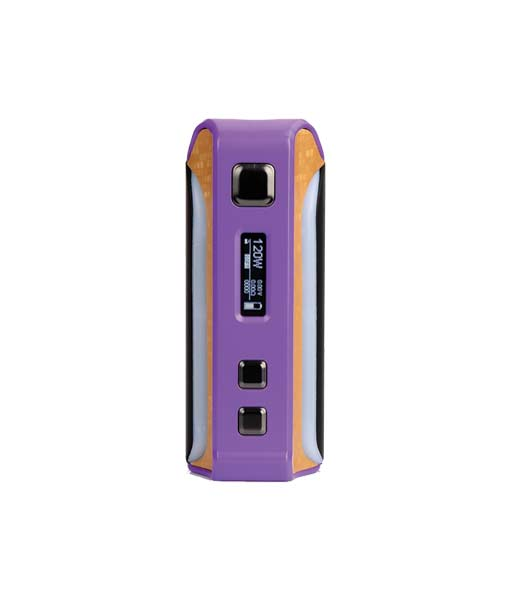 KMG Imports Vape Pioneer4You IPV Velas YiHi SX410 Chip Oled Screen 120W Mod Pre Order Purple