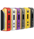 KMG Imports Vape Pioneer4You IPV Velas YiHi SX410 Chip Seven Color LCD Strip 120w Mod Pre-Order Family Photo