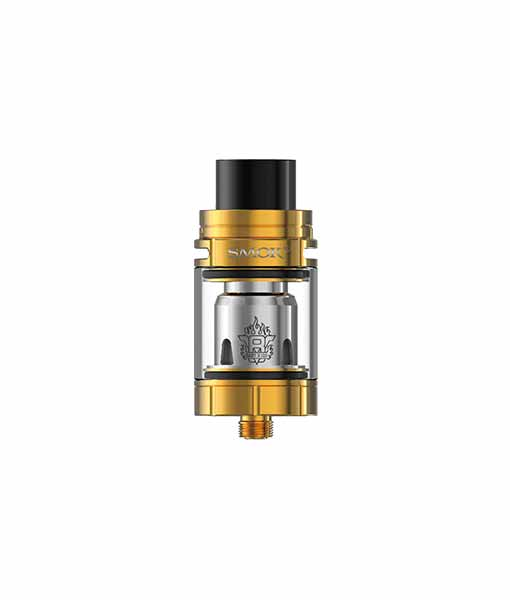 SMOK TFV8 X-Baby Tank 4mL juice capacity TFV8 X-Baby Tank Top-Fill Design Top Airflow Control Silver, Black, Green, Gold, Blue, Red, Purple, and 7-Color Rainbow