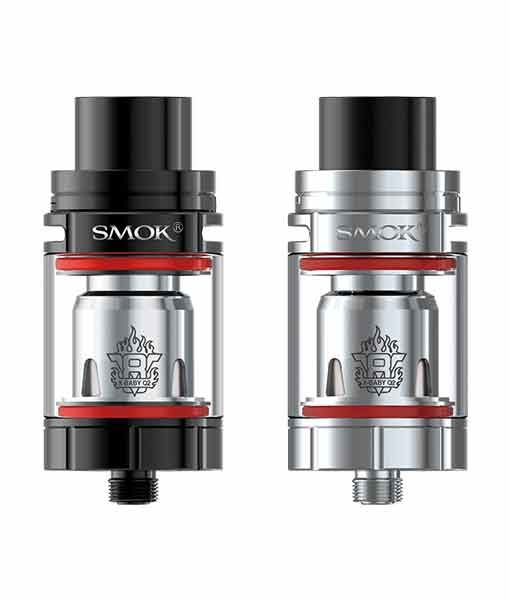 SMOK TFV8 X-Baby Tank | KMG Imports Wholesale & Customer Direct