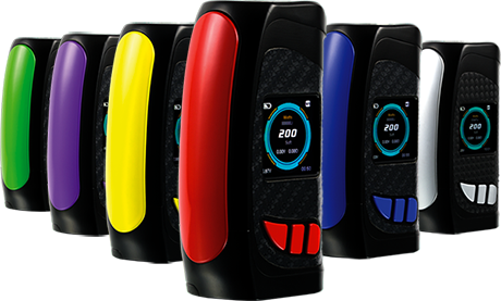 Best Vape Mods & E-Liquids - KMG Imports Vape Wholesale & Customer Direct - Pioneer4You iPV iPV Eclipse SXmini featuring YiHi chipsets - Pioneer4You iPV Eclipse 200W Box Mod available now from KMG Imports. iPV Eclipse uses the YiHi SX420 Chipset and has a Full-color TFT IPS HD Screen. Available in six brilliant colors Black/Purple, Black/Green, Black/Red, Black/Blue, Black/Yellow, Black/Silver.