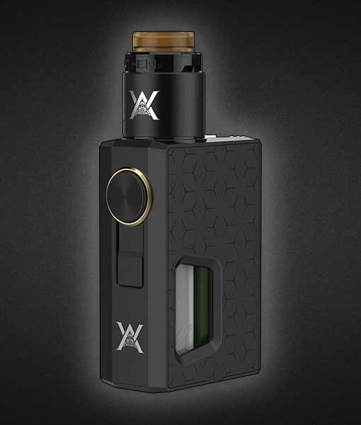 GeekVape Athena Squonk Kit with Athena BF RDA in Black