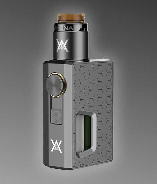 GeeVape-Athena-Squonk-Kit-with-Athena-BF-RDA-Black | KMG Imports