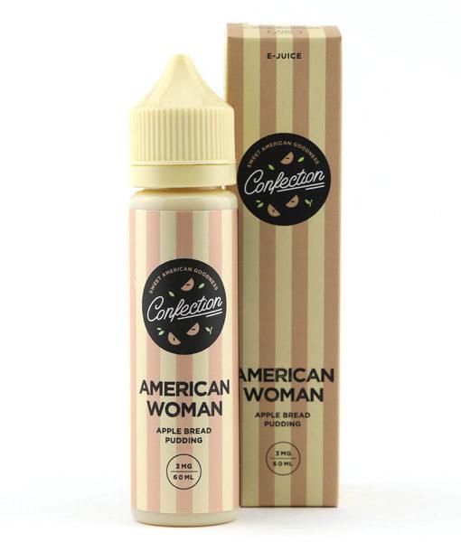Confection Vape American Woman 60ml