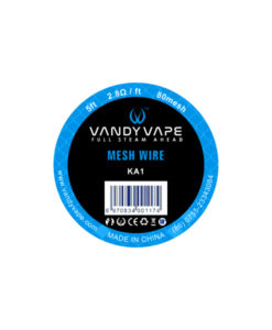 Vandy Vape Mesh Wire 5 Feet KA1 80