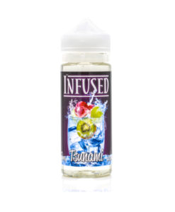 Infused Tsunami 120ml E-liquid