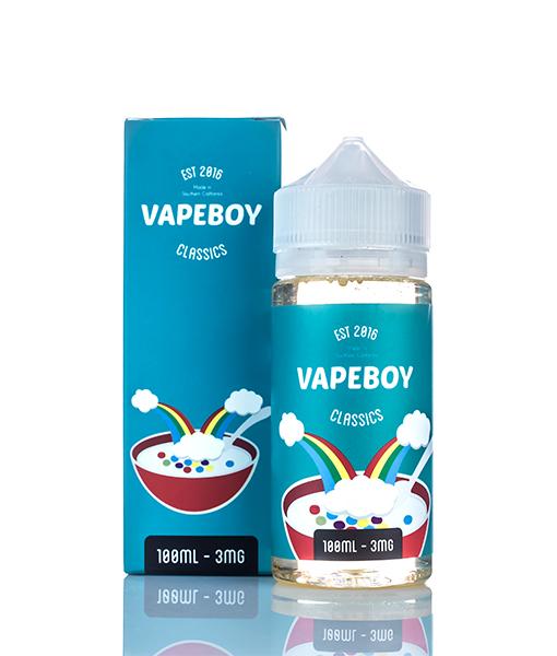 Vape Boy Classics Frootholios 100ml E-liquid