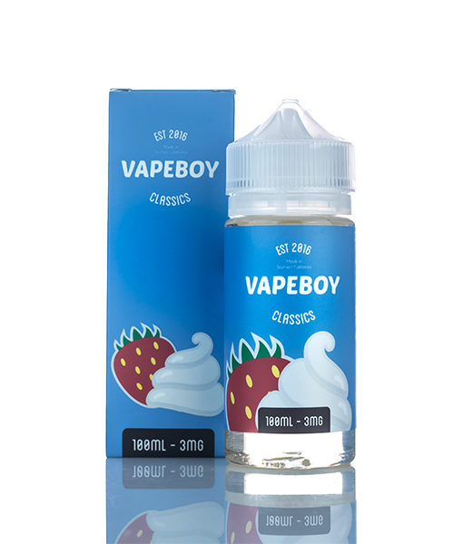 Wholesale Vape Boy Classics Unicorn MILF 100ml E-liquid