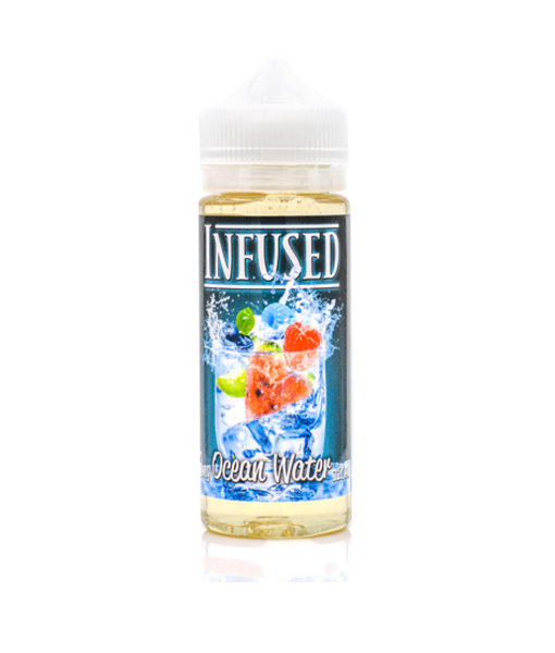 Infused Ocean Water 120ml E-liquid