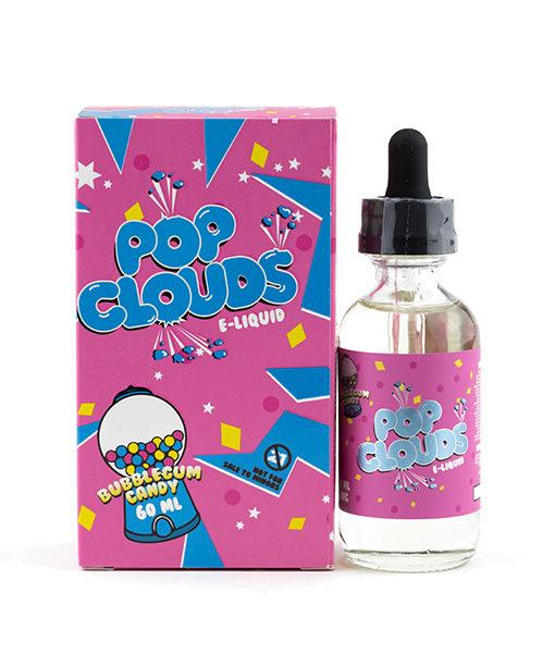 Pop Clouds Bubblegum Candy 60ml E-liquid