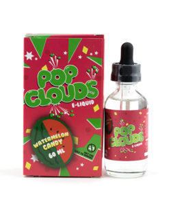 Pop Clouds Watermelon Candy 60ml E-liquid