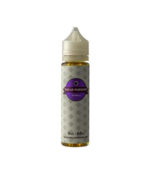 Famous Flavors Blackberry Bread Pudding 60ml E-liquid