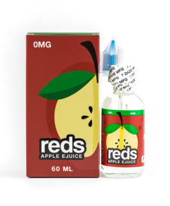 7Daze Reds Apple 60ml E-liquid