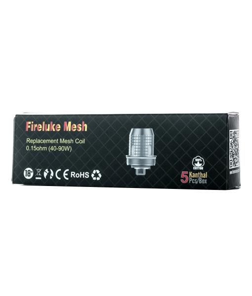 FreeMax Fireluke Mesh Replacement Coils 5-Pack