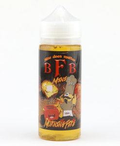 BFB Mini Morning Fire 120ml E-liquid