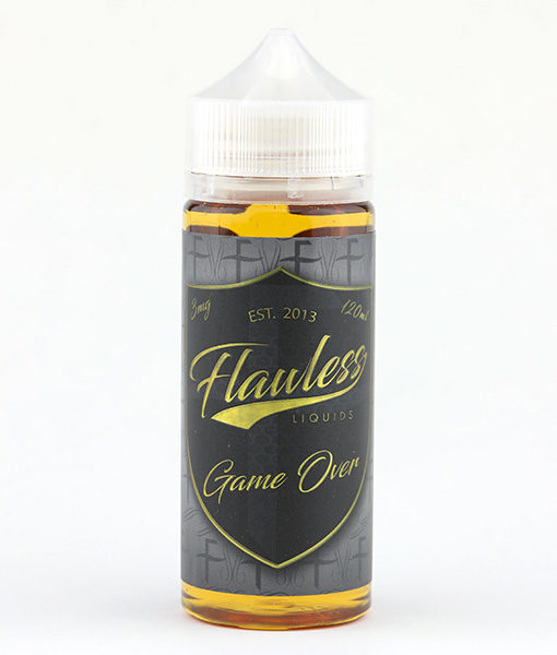Flawless Game Over 120ml E-liquid