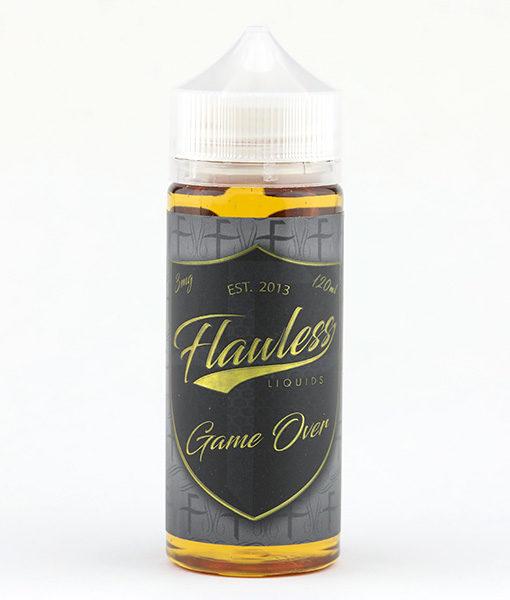 Flawless Game Over 120ml E-liquid