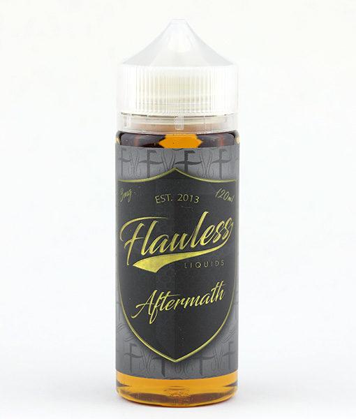 Flawless Aftermath 120ml E-liquid