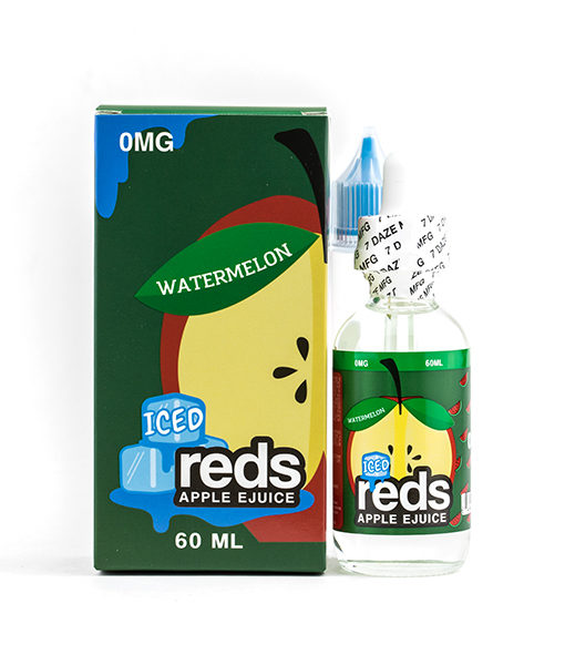 7Daze Reds Watermelon Iced 60ml E-liquid