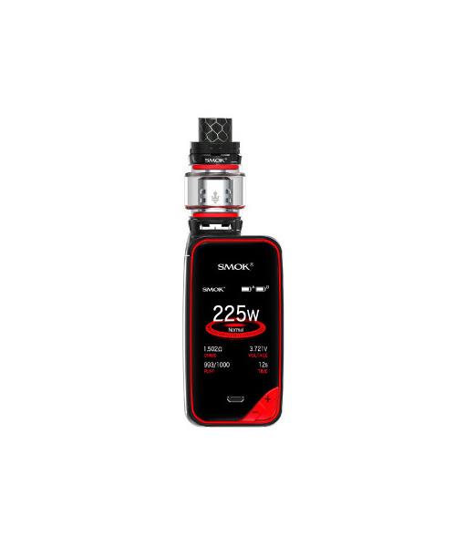 Smok X-Priv Kit Black/Red