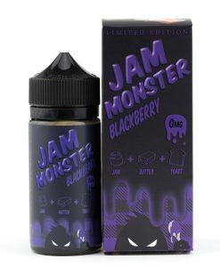 Jam Monster BlackBerry 100ml E-liquid