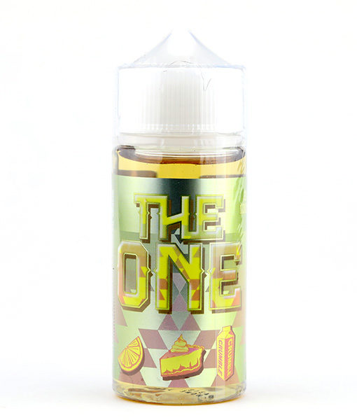 The One Lemon Crumble Cake 100ml