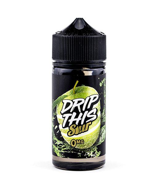 Drip This Sour - Green Apple 100ml E-liquid