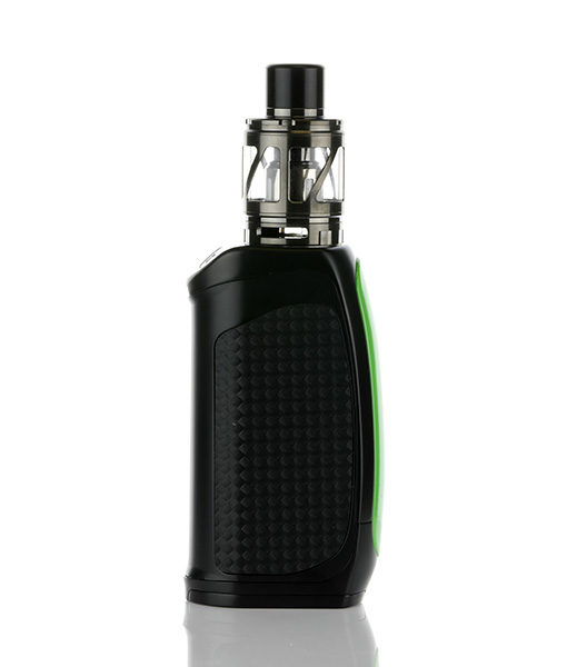 Pioneer4you iPV Eclipse Mod with LXV4 (Gun Metal Finish) Tank with Green Mod