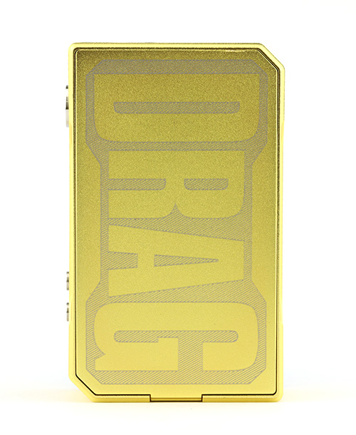 VooPoo Drag Gold Frame 157W Box Mod Jade