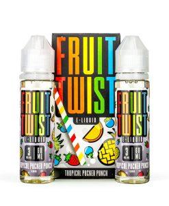 Lemon Twist Fruit Twist 120ml E-liquid