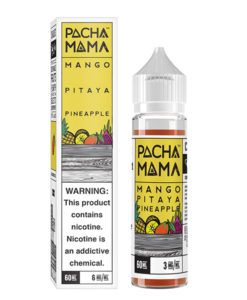 Pachamama Mango Pitaya Pineapple 60ml E-liquid