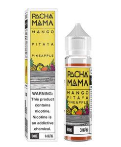 Pachamama Mango Pitaya Pineapple 60ml E-liquid