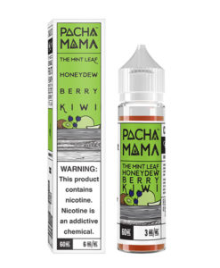 Pachamama Mint Honeydew Berry Kiwi 60ml E-liquid