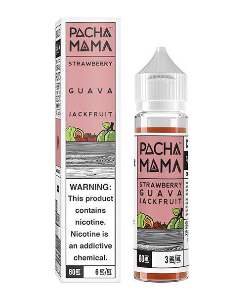 Pachamama Strawberry Guava Jackfruit 60ml E-liquid