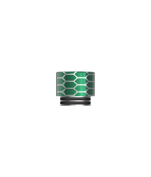 SMOK Cobra V2 Resin Drip Tip Green