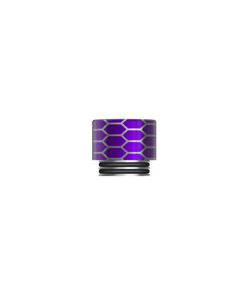SMOK Cobra V2 Resin Drip Tip Purple