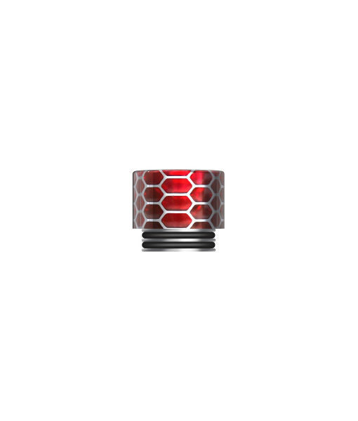 SMOK Cobra V2 Resin Drip Tip Red
