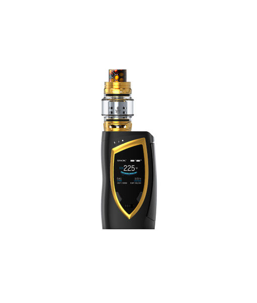 SMOK Devilkin Kit Black and Prism Gold
