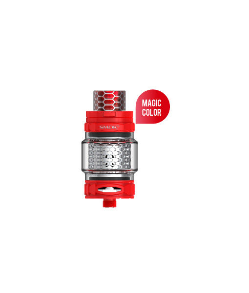SMOK TFV12 Prince Cobra Edition Red to White