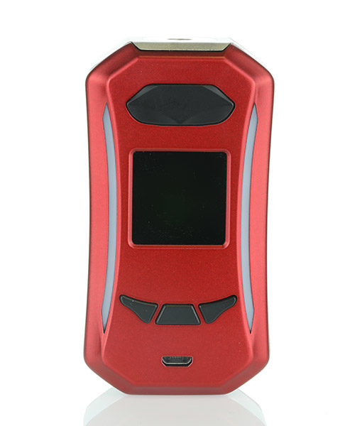 Pioneer4You iPV Trantor Mod Red Champagne