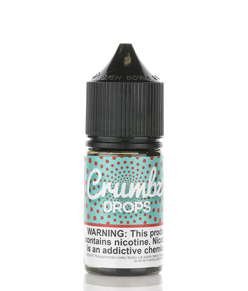 Crumbz Drops Short Straw Nic Salt 30ml