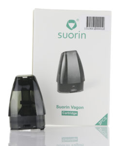 Suorin Vagon Replacement Pods 2-Pack