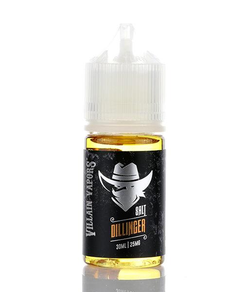 Villain Vapors Dillinger Nic Salt 30ml